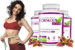 Forskolin Active - ako to funguje - cena - Slovensko