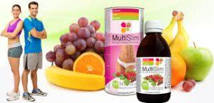 MultiSlim - Recenzia - výsledok - Amazon