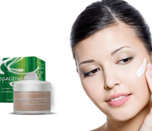 Collagena Lumiskin - Mienky - účinky - Užitočný - Test - ako použiť - Amazon