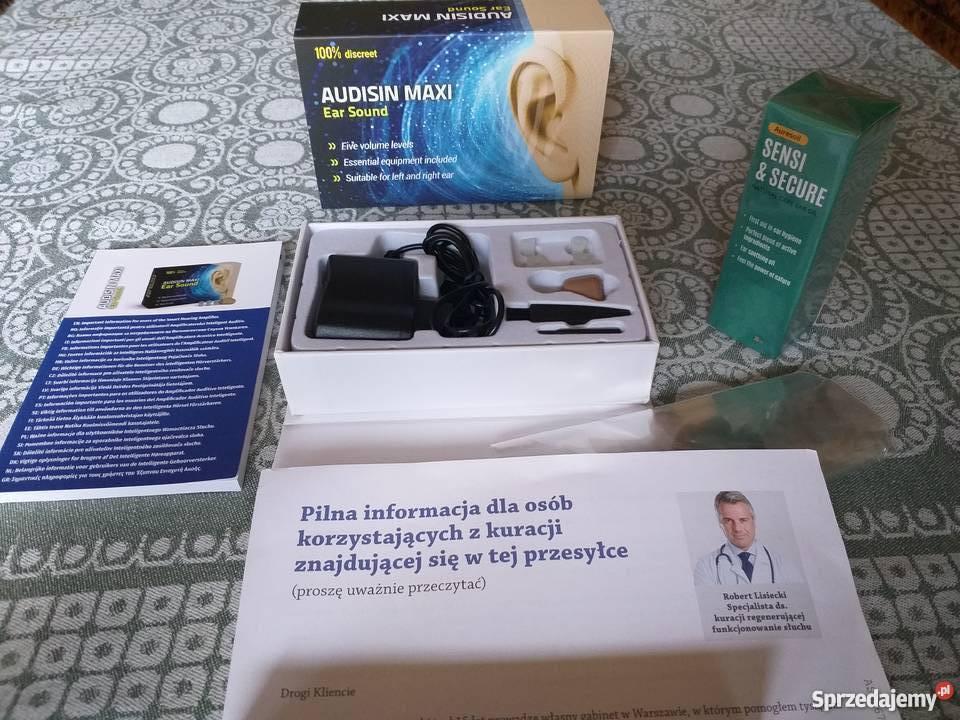 Audisin Maxi Ear Sound - kúpa - test - cena