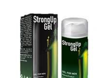 StrongUp Gel - test - v lekárni - forum - Amazon - Slovensko - ako použiť