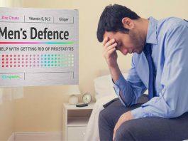 Men's Defence - účinky - kúpiť - Slovensko