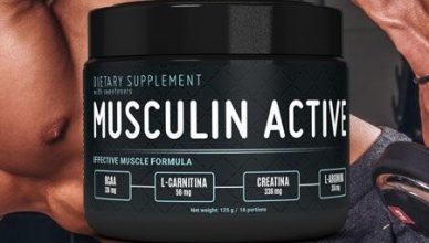 Musculin Active - užitočné - efekt - test