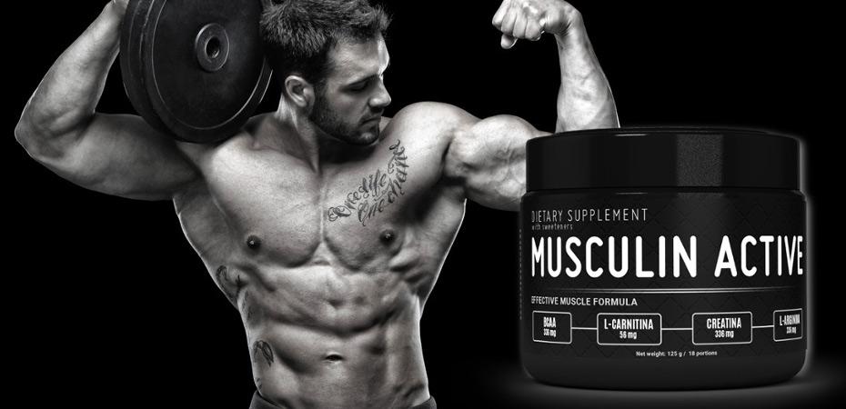 Musculin Active - ako to funguje - akčné - spätná väzba