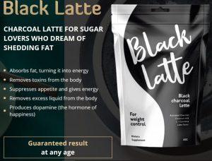 Black Latte - test - mienky - výsledok