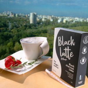 Black Latte - forum - gél - tablety