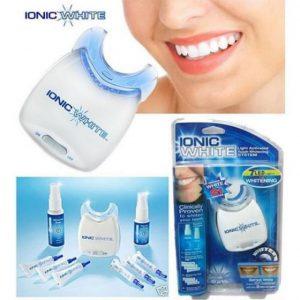 Ionic white - účinky - užitočný - test