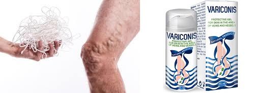 Variconis protective gel Slovakia - účinky - výsledky