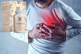 Detonic - na cholesterol - Amazon - účinky - výsledok