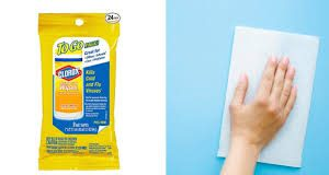 Antibacterial Wipes - tablety - ako to funguje - Amazon