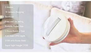 UV Cleanizer Zoom - ako použiť - užitočný - Amazon