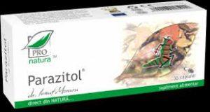 Parazitol - Amazon - test - gél