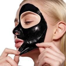 Black Mask - proti čiernym bodcom - recenzie - výsledok - gél