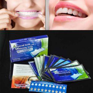 Dental Whitestrips - bielenie zubov - recenzie - výsledok - užitočný