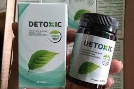Detoxic - feeedback - výsledok - gél