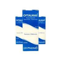 Oftalmax - očné kvapky - Amazon - v lekárni - feeedback