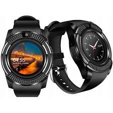 Smart Watch V8 - chytré hodinky - recenzie - výsledok - gél