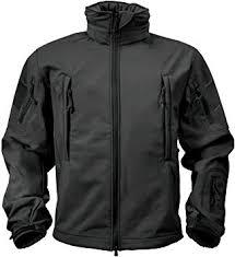 Tactical Jacket - recenzie - výsledok - gél