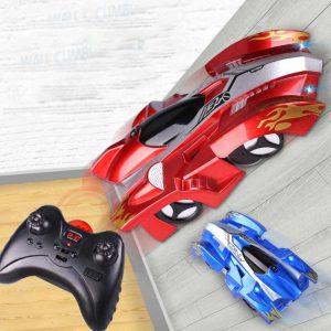 Wall Racer - hračka na diaľku - ako použiť - ako to funguje - v lekárni