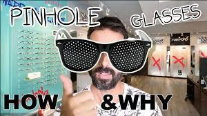 Pinhole Glasses - starostlivosť o oč - feeedback - ako použiť - Amazon