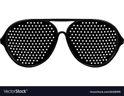 Pinhole Glasses - ako to funguje - test - v lekárni