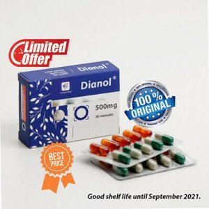 Dianol - pri cukrovke - tablety - recenzia - účinky