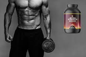 Nitro Strength - pre svalovú hmotu – výsledok – gél – účinky