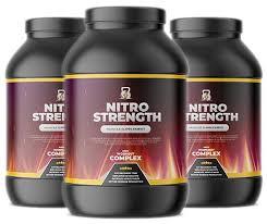 Nitro Strength – Slovensko – užitočný – v lekárni