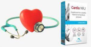 Cardio NRJ - na hypertenziu – účinky – feeedback – Amazon