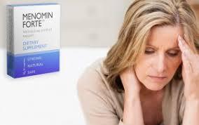 Menomin Forte - pomoc pri menopauze – mienky – ako použiť – feeedback
