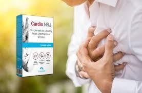 Cardio NRJ - na hypertenziu – cena – recenzie – výsledok