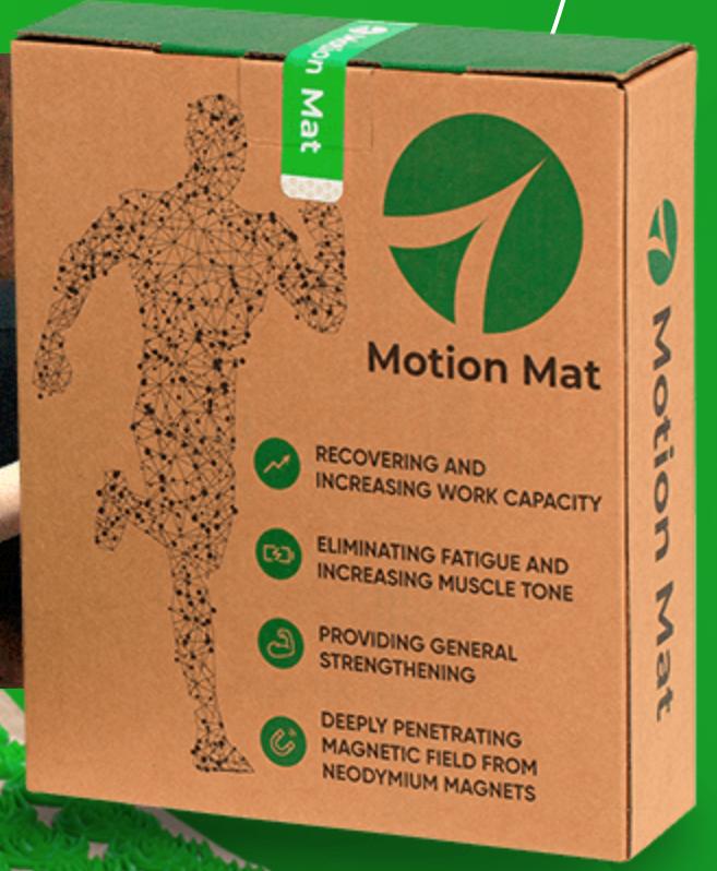 Motion Mat - recenzie - modry konik - skusenosti - na forum