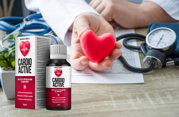 CardioActive - web výrobcu - kde kúpiť - lekaren - dr max - na heureka ?
