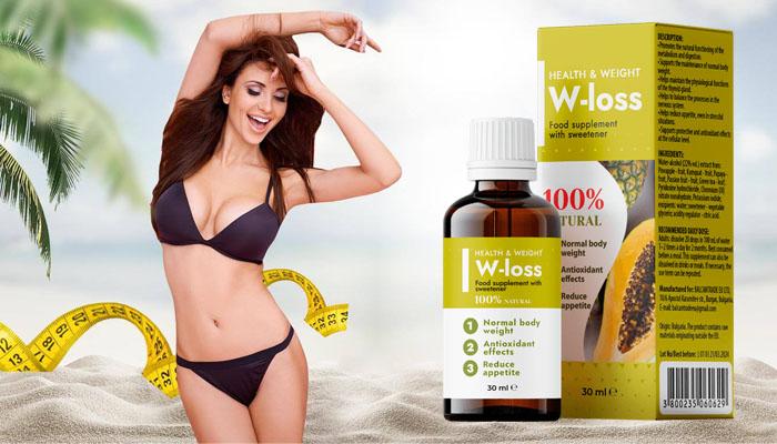 W -Loss - objednat - cena - predaj - diskusia
